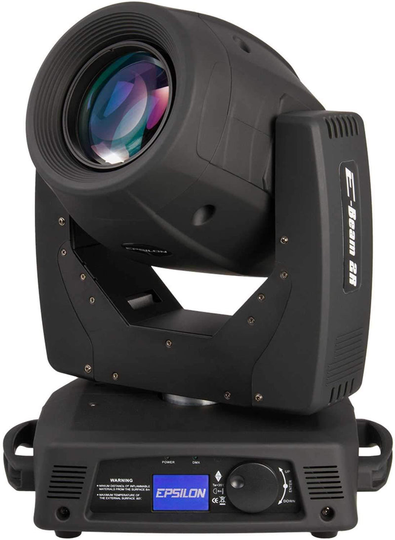 Epsilon E Beam 2R Moving Head DMX Effect Light - ProSound and Stage Lighting