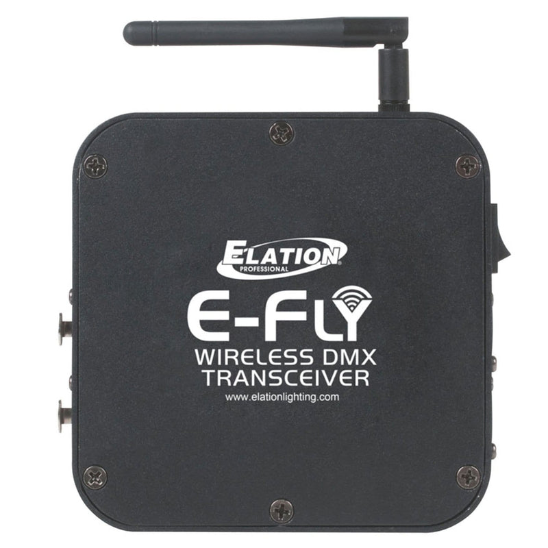 Elation E-Fly Transceiver Wireless DMX Transceiver - PSSL ProSound and Stage Lighting