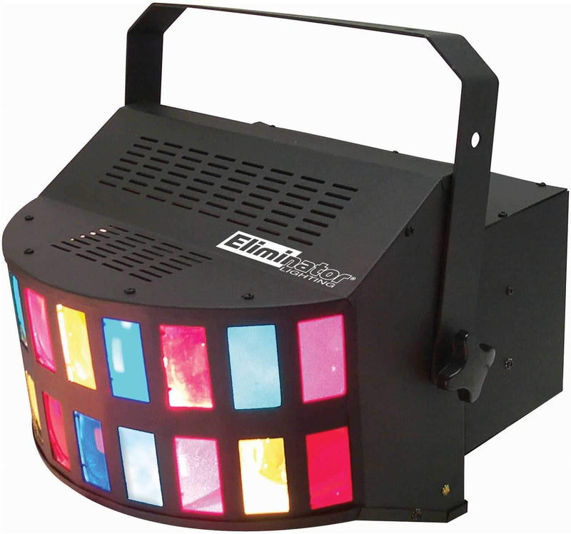Eliminator Double Derby 300w Effect Light - ProSound and Stage Lighting