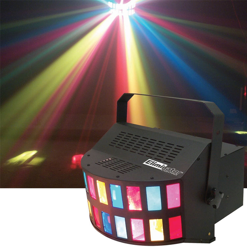 Eliminator Double Derby 300w Effect Light - PSSL ProSound and Stage Lighting