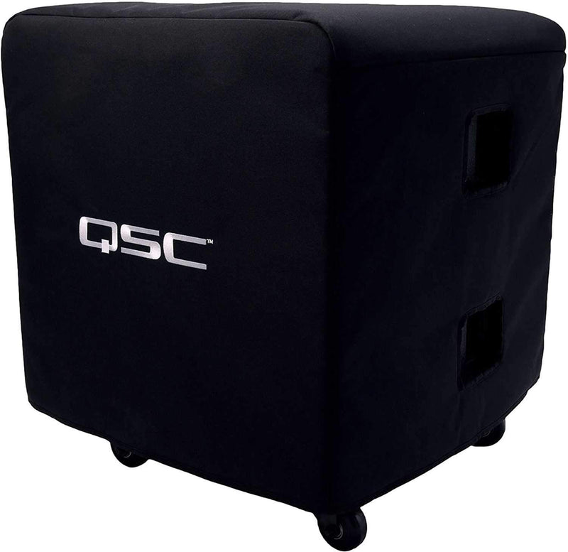 QSC E118SW-CVR Padded Cover for E118SW Speaker - PSSL ProSound and Stage Lighting