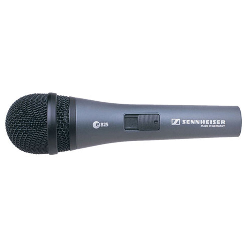Sennheiser e 825-S Handheld Dynamic Mic with Switch - PSSL ProSound and Stage Lighting
