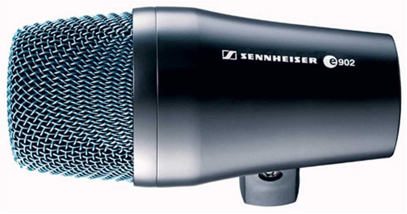Sennheiser E902 Dynamic Pro Kick Drum Mic with Stand - PSSL ProSound and Stage Lighting