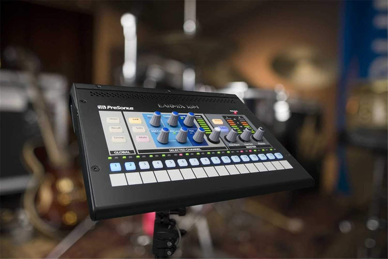 PreSonus EarMix 16M 16x2 AVB-networked Personal Monitor Mixer - PSSL ProSound and Stage Lighting