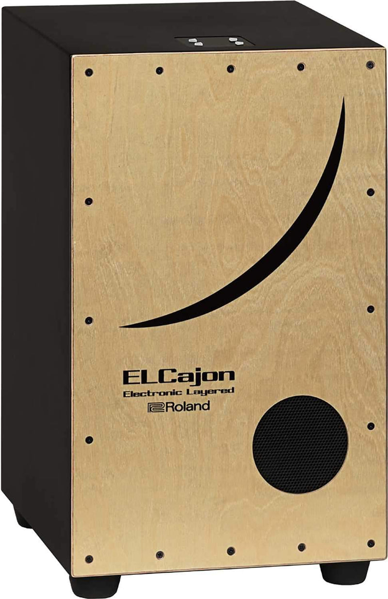 Roland EC-10 Electronic Layered Cajon - PSSL ProSound and Stage Lighting