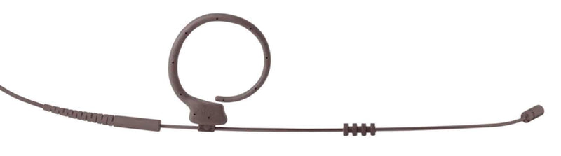 AKG EC81MD Cocoa Microlite Earhook Headset Mic - ProSound and Stage Lighting