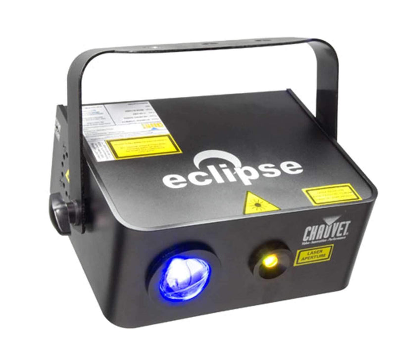 Chauvet Eclipse Red & Green Laser with LED Effect - PSSL ProSound and Stage Lighting