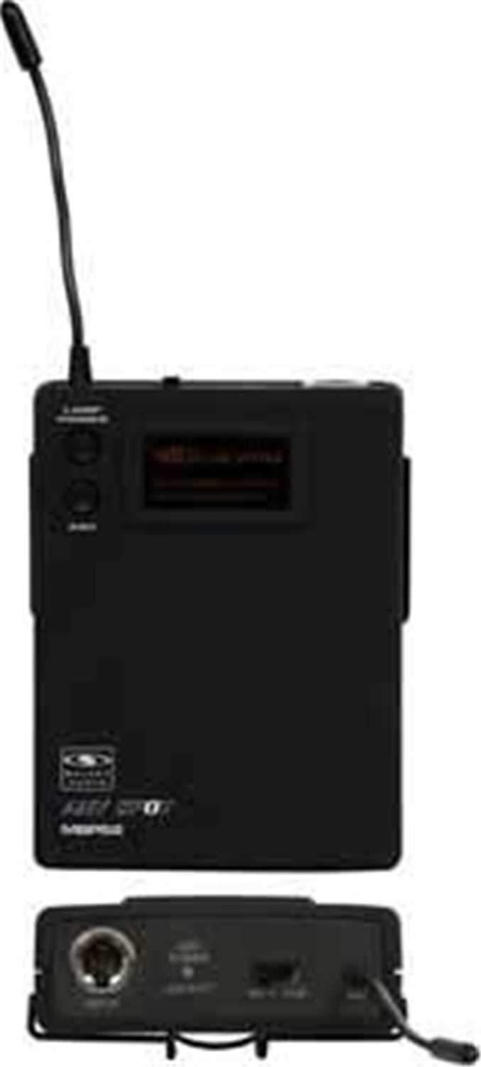Galaxy Audio ECMR-52LV Wireless Lavalier System - PSSL ProSound and Stage Lighting