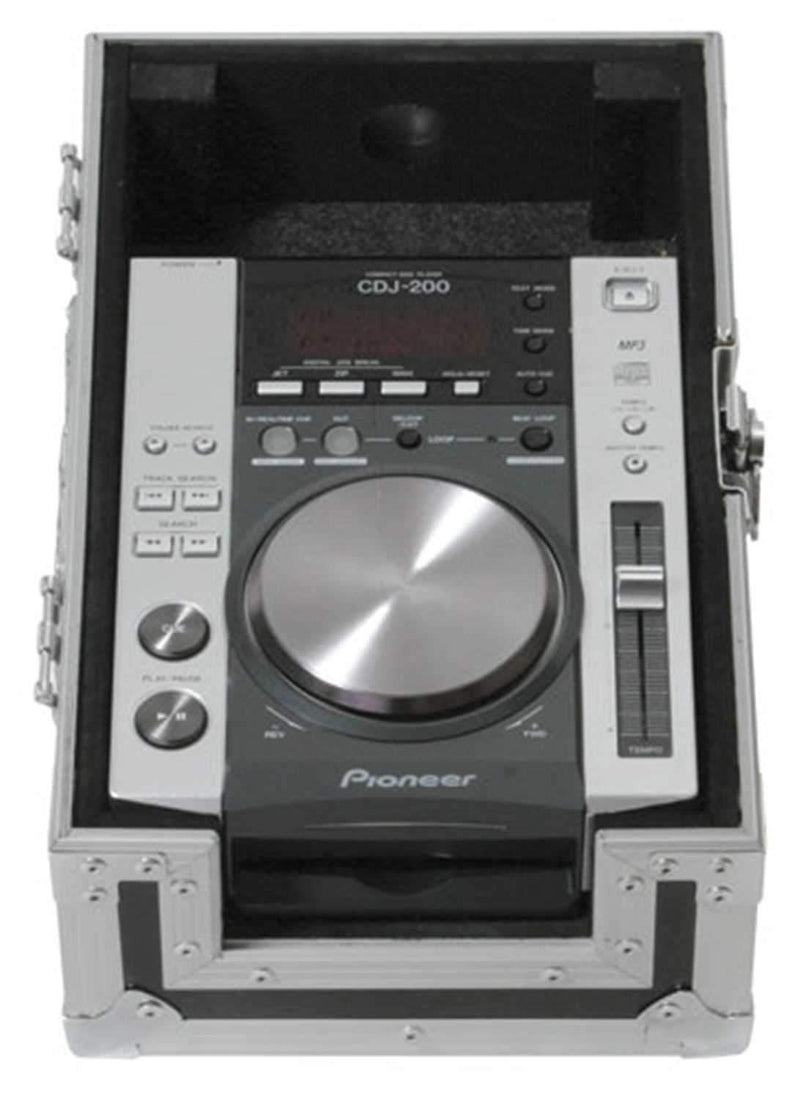Prosound ECONCDCASE Small Format Cd Player Case - PSSL ProSound and Stage Lighting