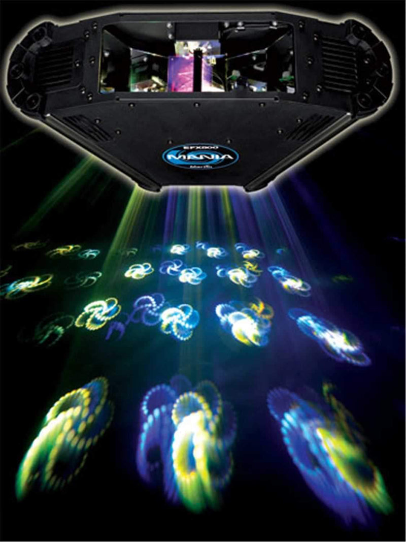 Martin EFX800 Mania Effect Light (CDM-150) - PSSL ProSound and Stage Lighting