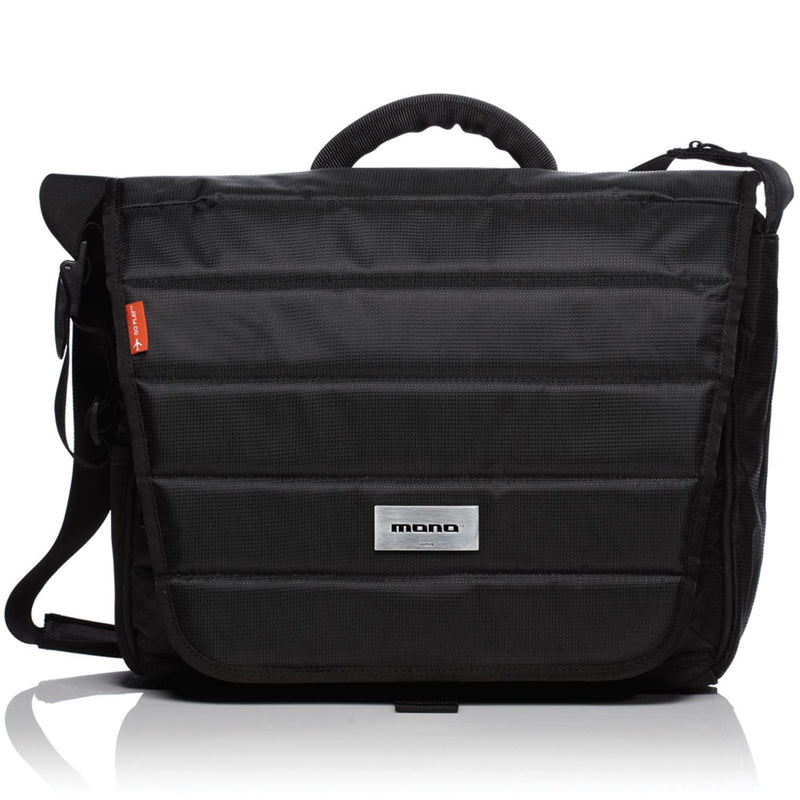Mono EFXFADBLK Fader Shoulder LP/Laptop Bag - PSSL ProSound and Stage Lighting