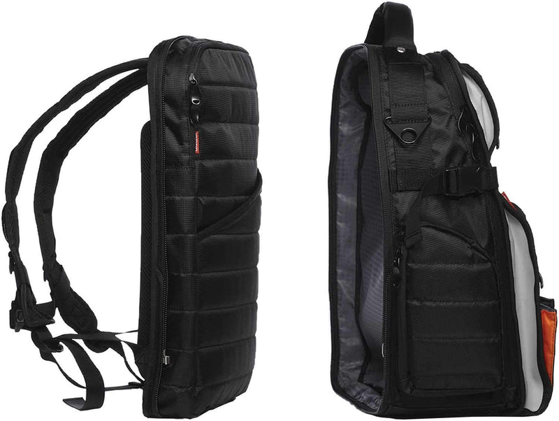 Mono Flyby Digital DJ Club Backpack & Gear Bag - ProSound and Stage Lighting