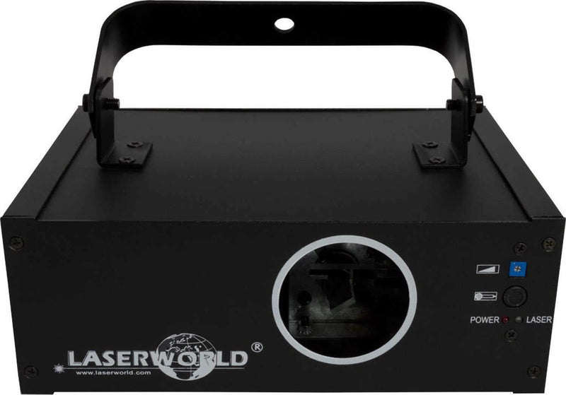 Laserworld EL-200RGY 200mw RGY Laser Effect - PSSL ProSound and Stage Lighting