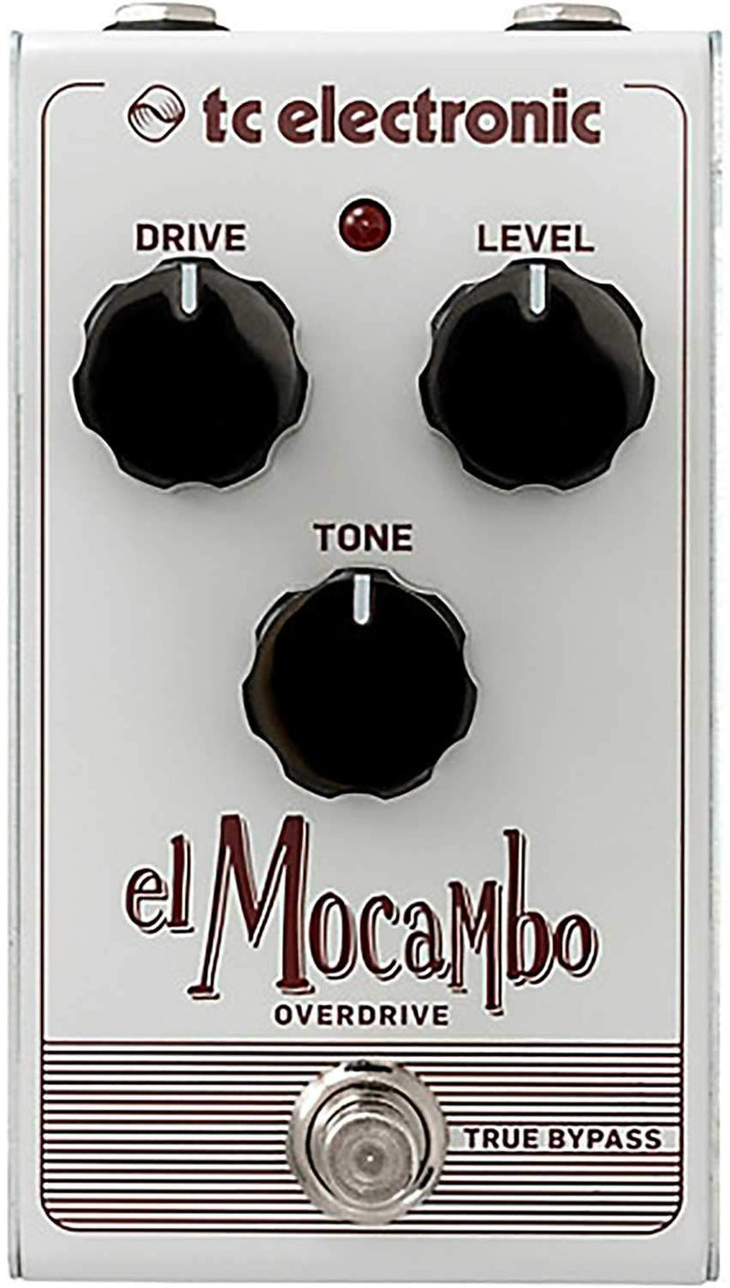 TC Electronic El Mocambo Overdrive Tube Pedal - PSSL ProSound and Stage Lighting