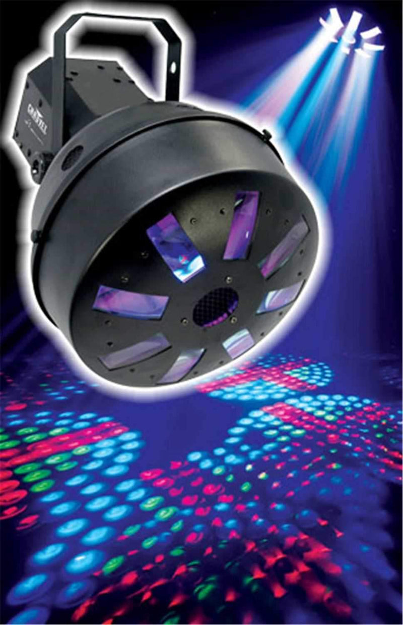 Chauvet ELAN Wide Cover LED Moon Flower DMX Effect - PSSL ProSound and Stage Lighting