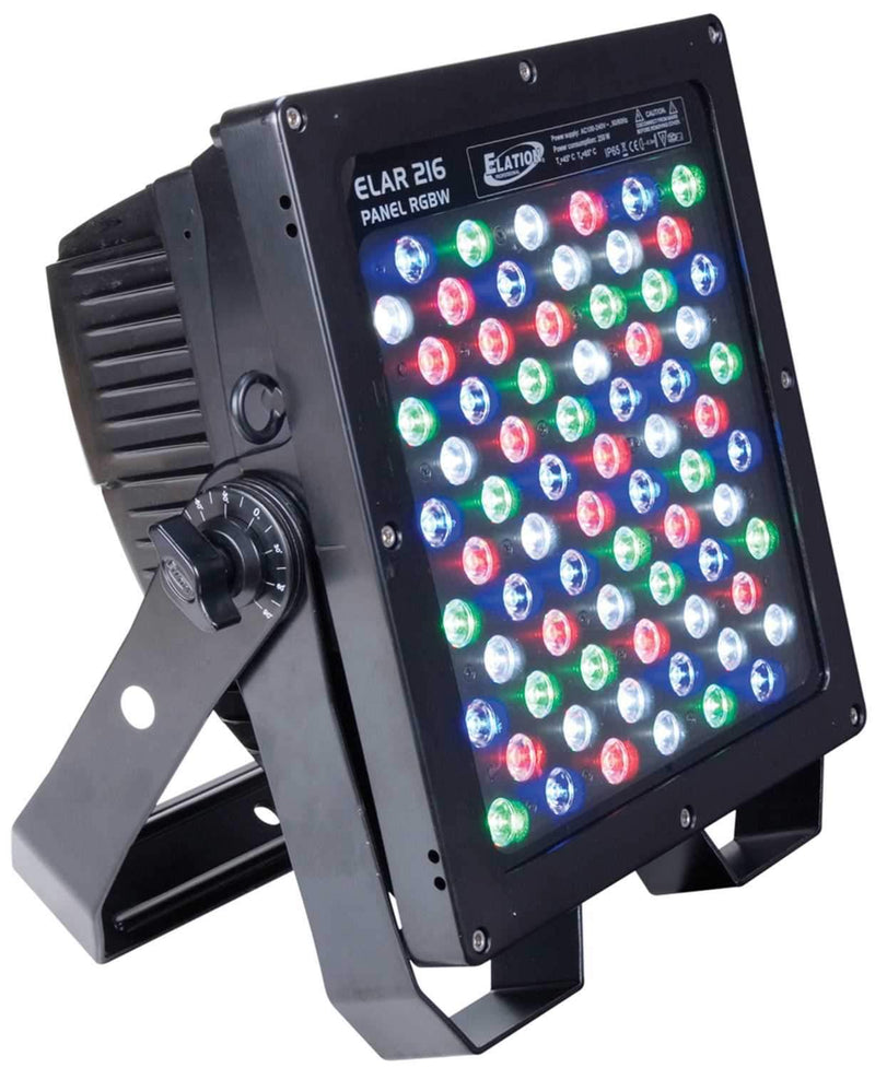 Elation Elar 216 Panel RGBW 216W IP 65 LED Panel - PSSL ProSound and Stage Lighting