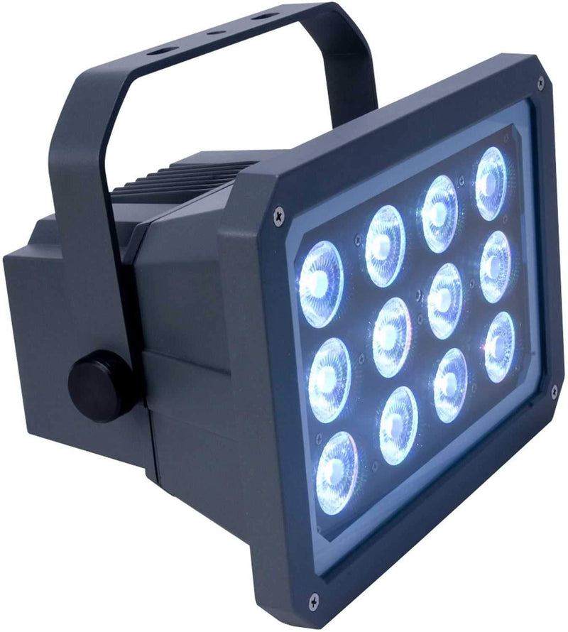 Elation EX Tri Flood HP 15x 3W RGB LED Flood Par - PSSL ProSound and Stage Lighting
