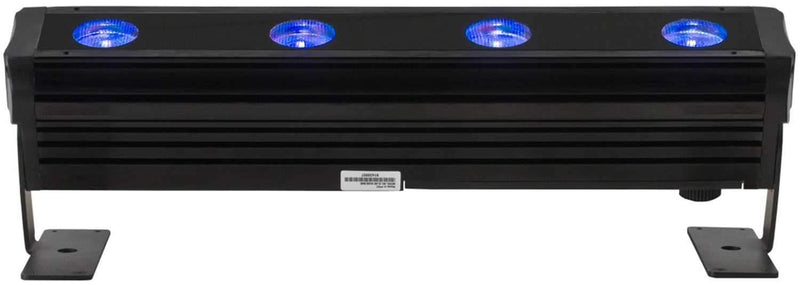 Elation Elar Quad Bar RGBW DMX LED Wash Light Bar - ProSound and Stage Lighting