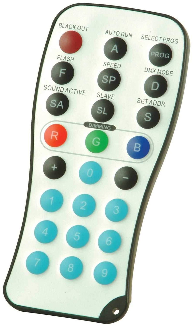 Elation Infrared Wireless Lighting Remote Control - PSSL ProSound and Stage Lighting