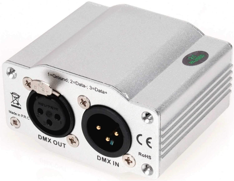 Elation DMX USB Pro USB to DMX Trigger Interface - PSSL ProSound and Stage Lighting