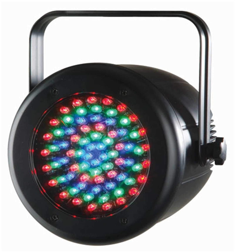 Eliminator ELECTRO-76 Compact DMX With 76 RBG LEDS - PSSL ProSound and Stage Lighting