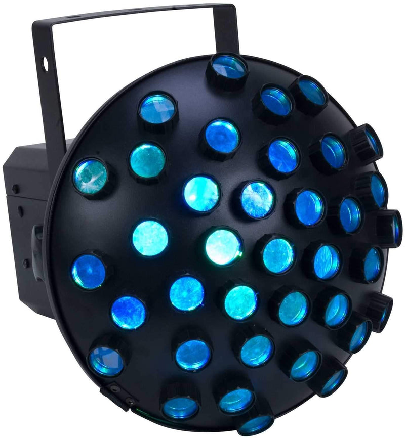 Eliminator Electro Swarm 6x1-Watt RGB LED Effect Light - PSSL ProSound and Stage Lighting
