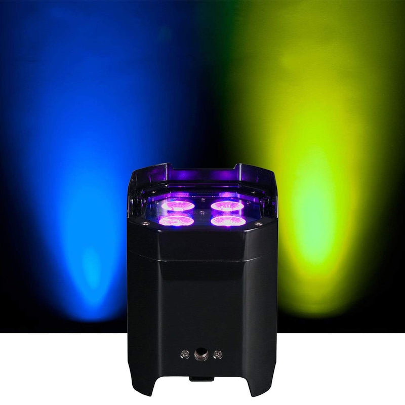ADJ American DJ Element HEX Wireless Battery-Powered LED Wash Light - PSSL ProSound and Stage Lighting
