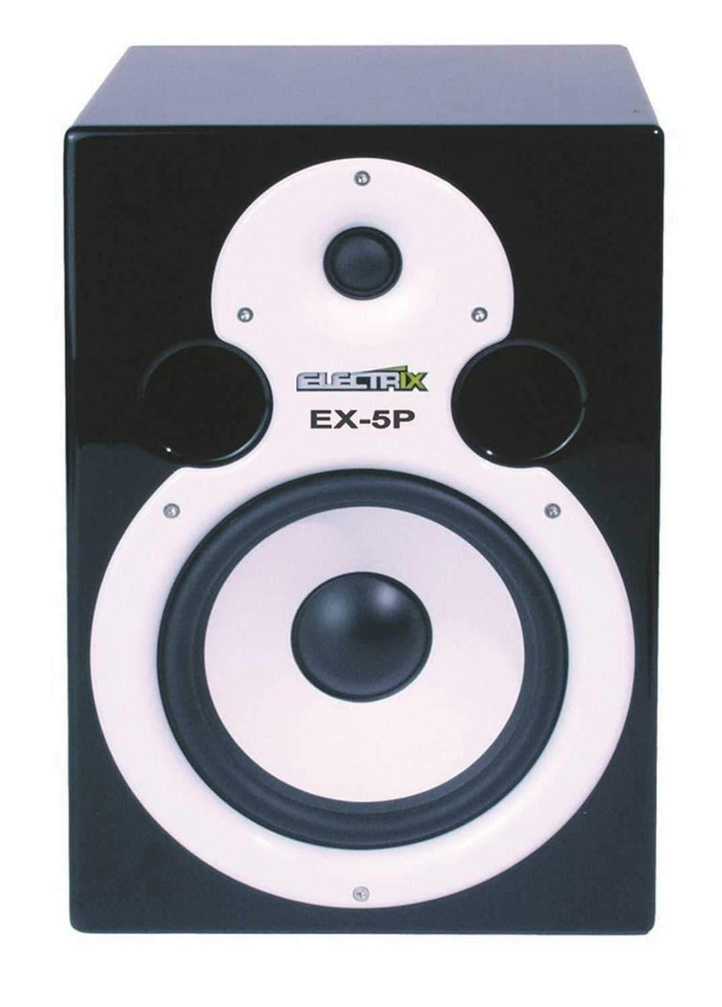 Electrix ELEX-EX-5P 5in 2-Way Passive Monitor Each - PSSL ProSound and Stage Lighting