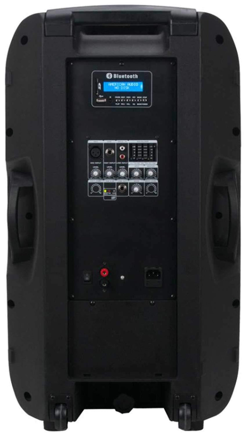 American Audio ELS-GO 15BT Battery Powered Speaker - PSSL ProSound and Stage Lighting