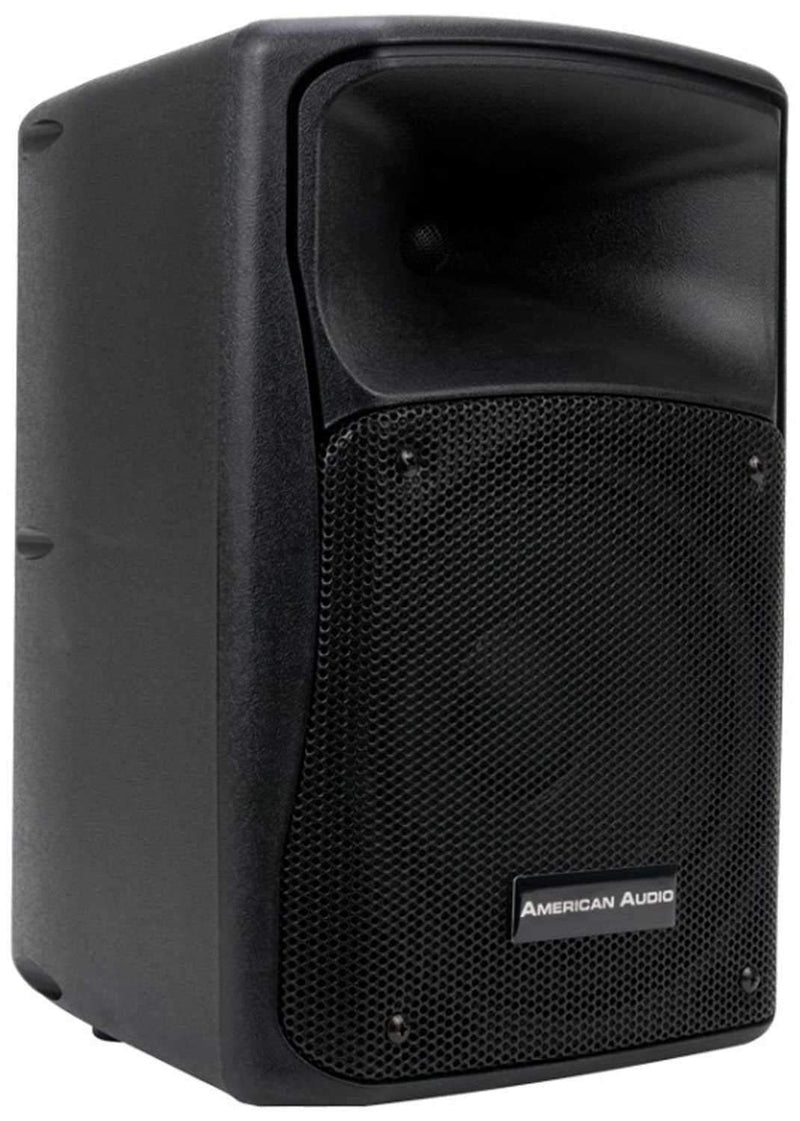 American Audio ELS-GO 8BT Battery Powered Speaker - ProSound and Stage Lighting