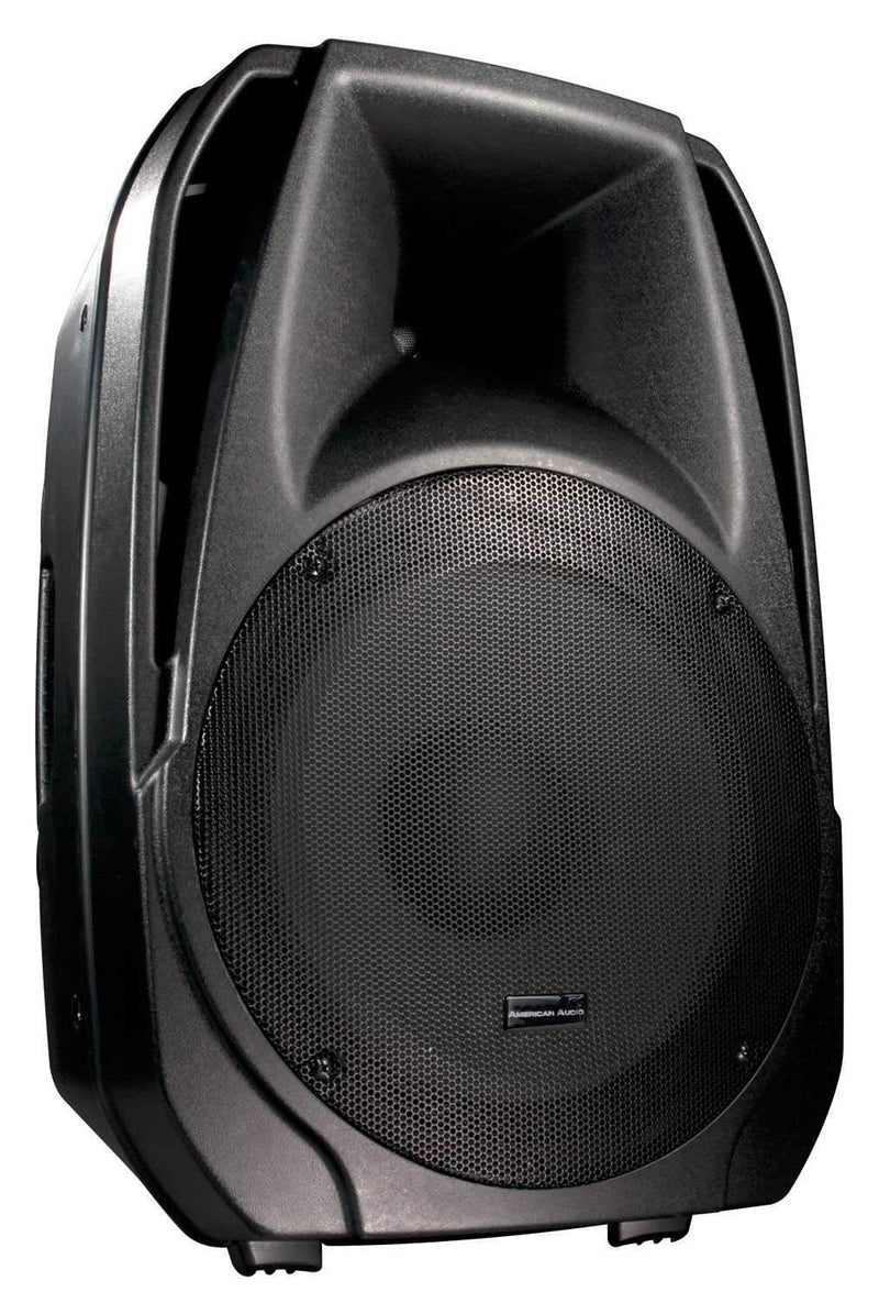 American Audio ELS15BT 15-Inch Powered Speaker with Wireless Connectivity - PSSL ProSound and Stage Lighting