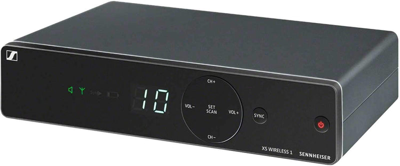 Sennheiser EM-XSW 1-A XS Wireless 1 Table Top Receiver - PSSL ProSound and Stage Lighting
