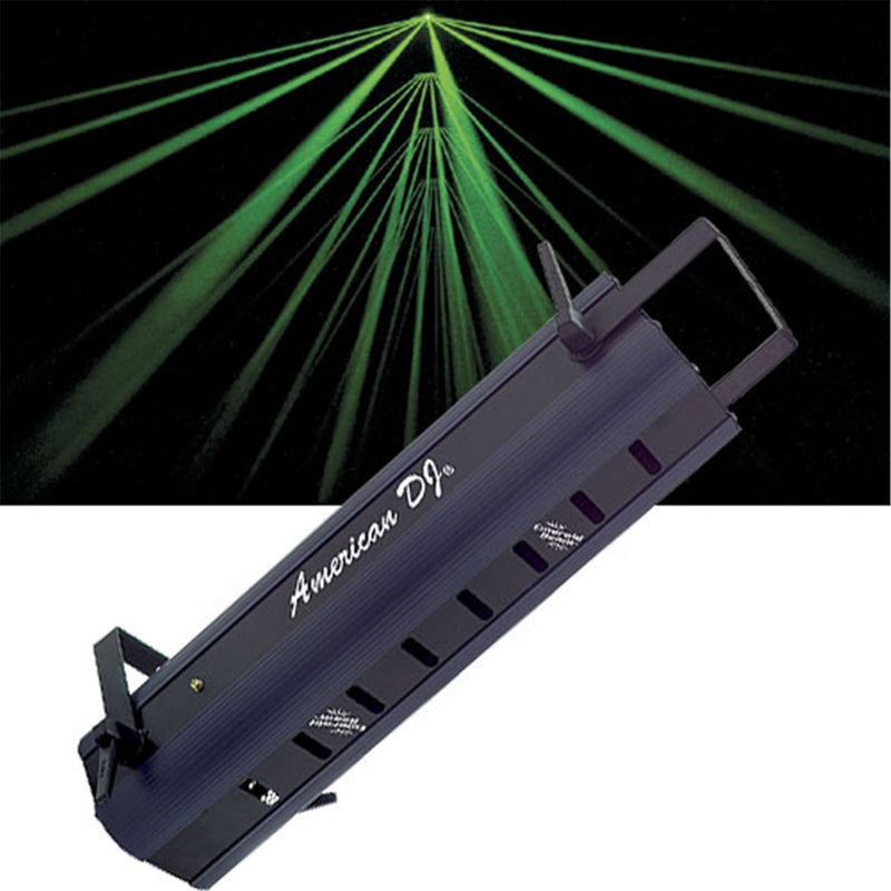 American DJ EMERALD BEAM Green Laser - PSSL ProSound and Stage Lighting