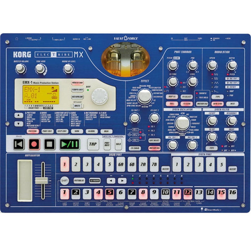 Korg Electribe EMX1 Music Production Station - PSSL ProSound and Stage Lighting