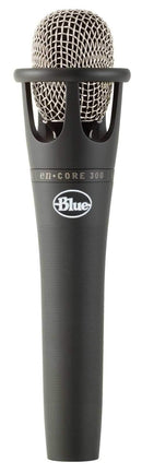Blue enCore 300 Black Vocal Condenser Microphone - PSSL ProSound and Stage Lighting