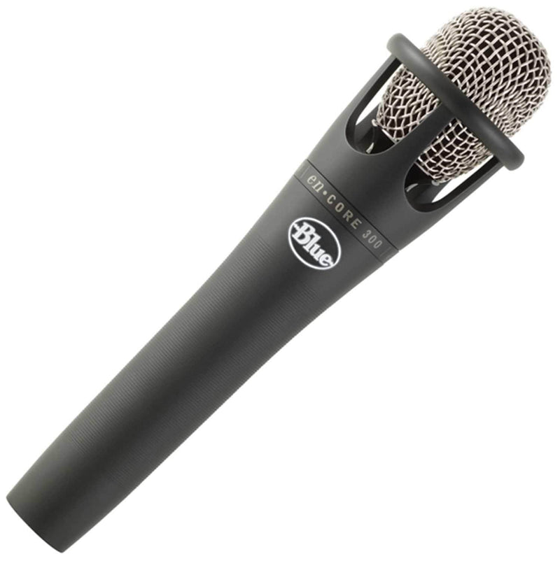 Blue enCore 300 Handheld Condenser Microphone - PSSL ProSound and Stage Lighting