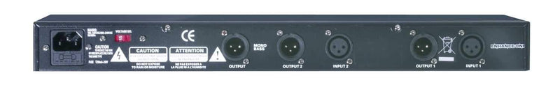 Electrix ENHANCE-ONE Multiband Enhancer Crossover - PSSL ProSound and Stage Lighting