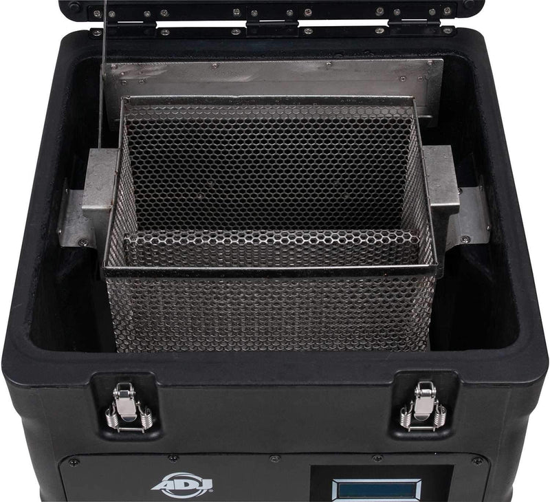 ADJ American DJ Entour Ice High Output Low Lying Tour-Grade Fog Machine - ProSound and Stage Lighting
