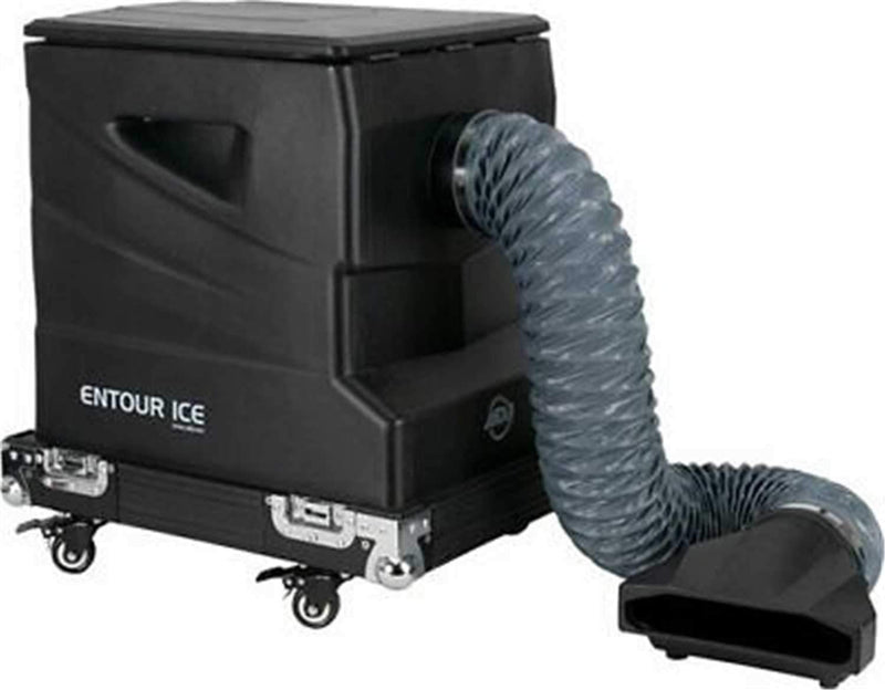 ADJ American DJ Entour Ice High Output Low Lying Tour-Grade Fog Machine - PSSL ProSound and Stage Lighting