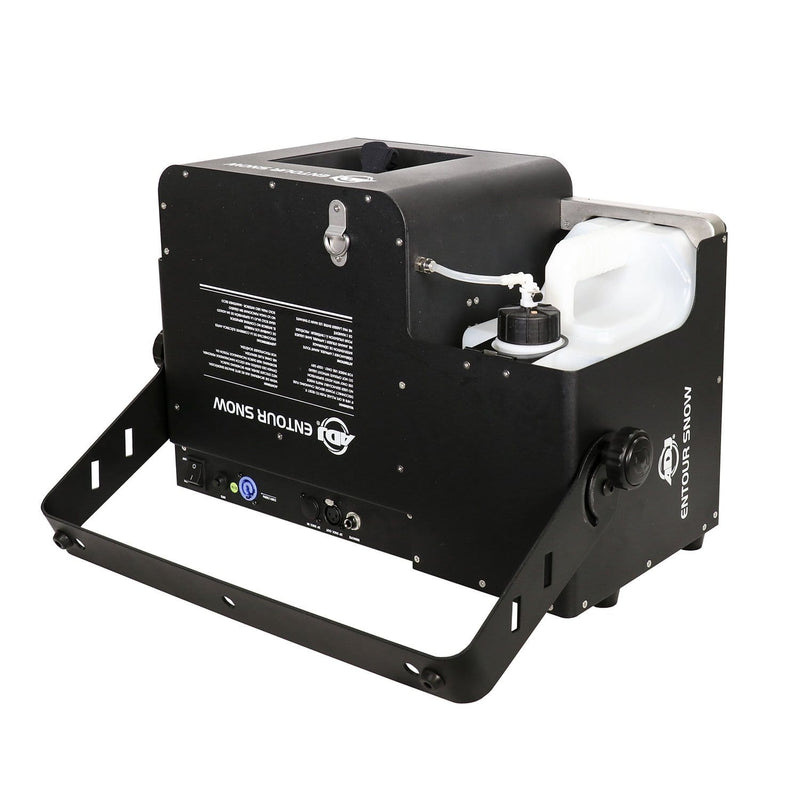 ADJ American DJ Entour Snow Professional Grade Snow Machine - PSSL ProSound and Stage Lighting