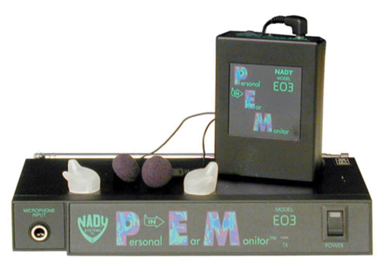 Nady EO3 Wireless In-Ear Monitor System - PSSL ProSound and Stage Lighting