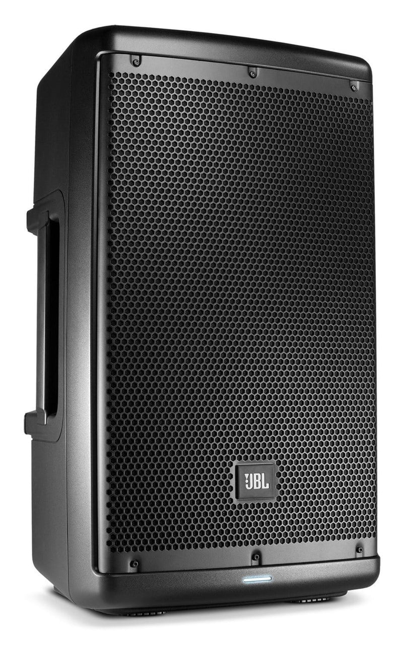 JBL EON610 10-Inch 2-Way Powered Speaker - ProSound and Stage Lighting