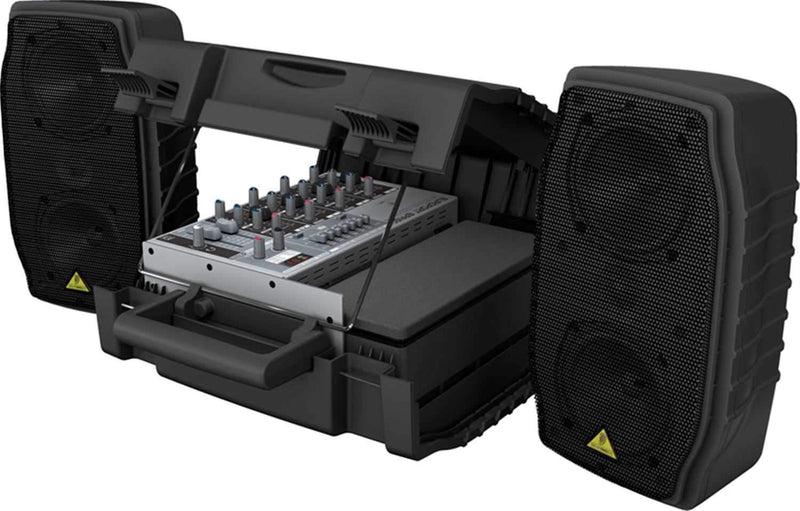 Behringer EPA150 5 Ch Portable PA System 150W - PSSL ProSound and Stage Lighting