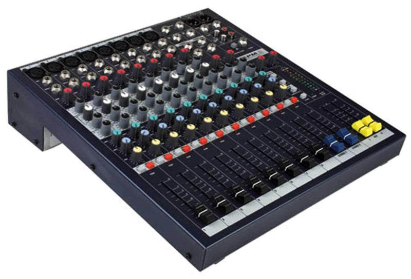 Soundcraft EPM-8 Multipurpose 8 Channel Mixer - PSSL ProSound and Stage Lighting