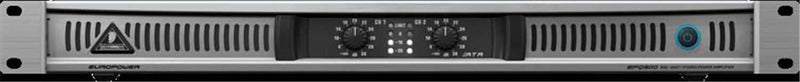 Behringer EPQ900 PA Power Amplifier 900W - PSSL ProSound and Stage Lighting