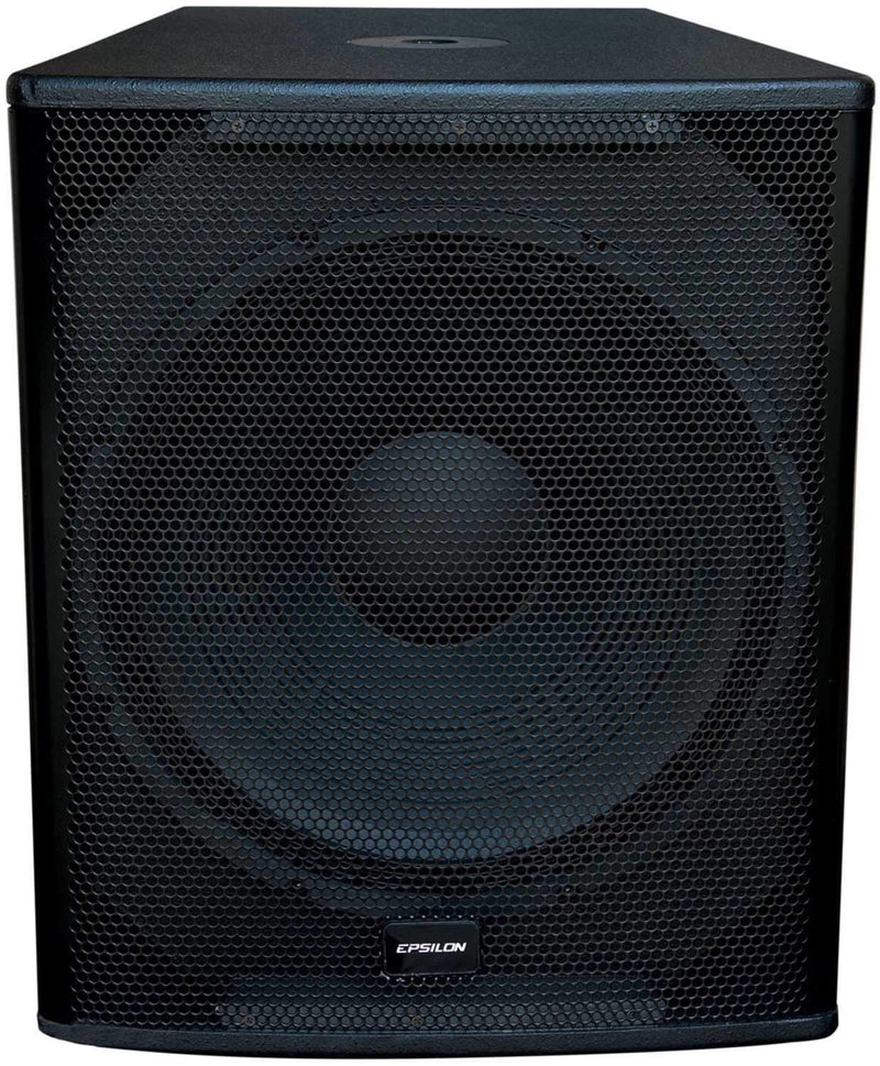 Epsilon EPS-18 Inch Powered PA Subwoofer 1000w - PSSL ProSound and Stage Lighting