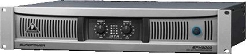 Behringer EPX2000 Light Weight Amplifier - PSSL ProSound and Stage Lighting