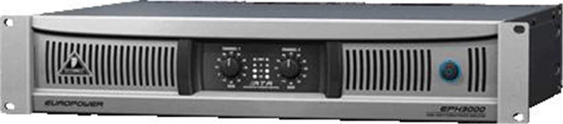Behringer EPX3000 Light Weight Power Amplifier - PSSL ProSound and Stage Lighting