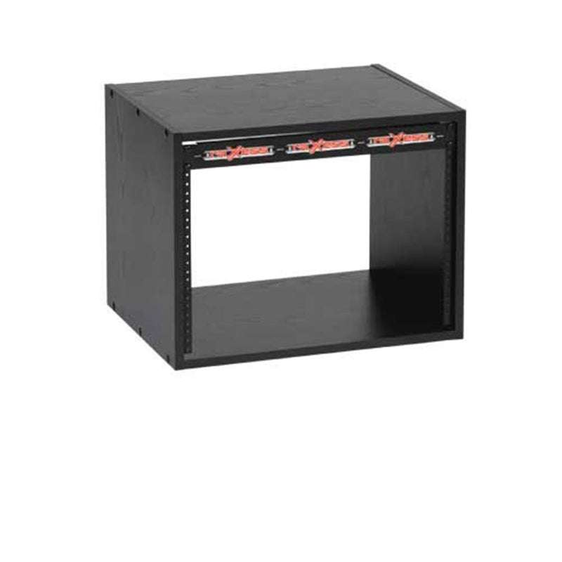 Raxxess ER818 18In Deep Economy Rack - PSSL ProSound and Stage Lighting