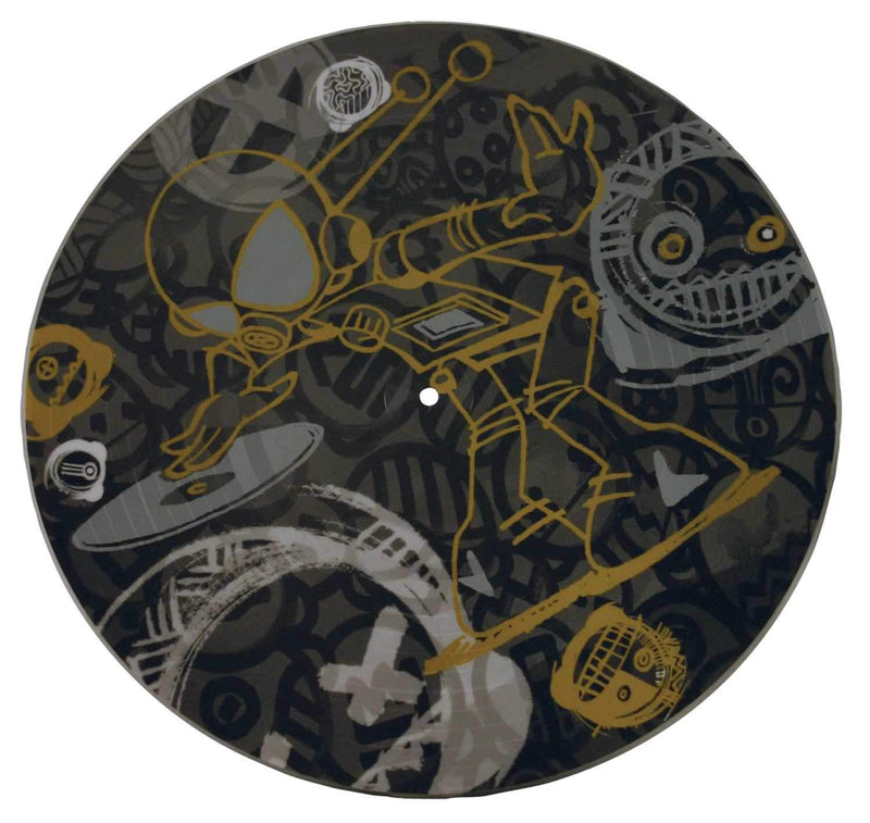Serato Eric Orr Picture Disc Control Vinyl - Each - ProSound and Stage Lighting